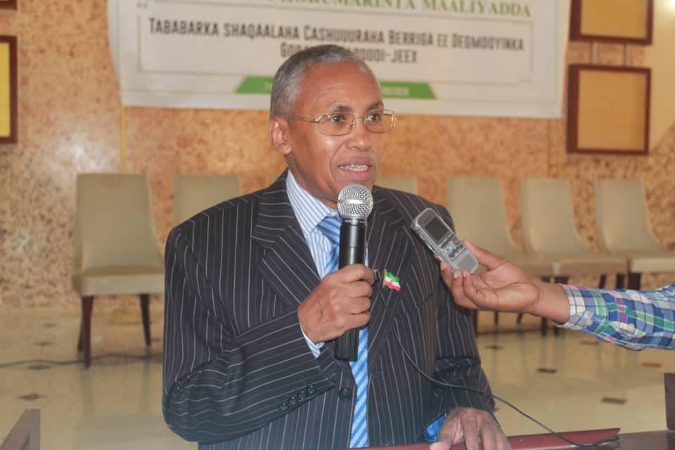 Training for Inland Revenue Staffs