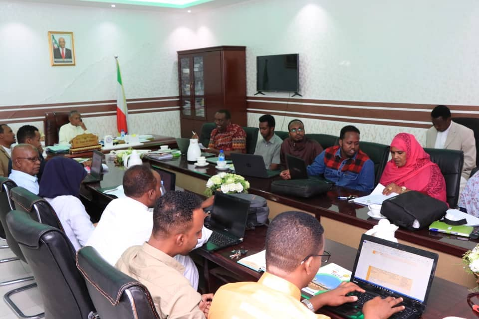 Ministry March Progress Meeting